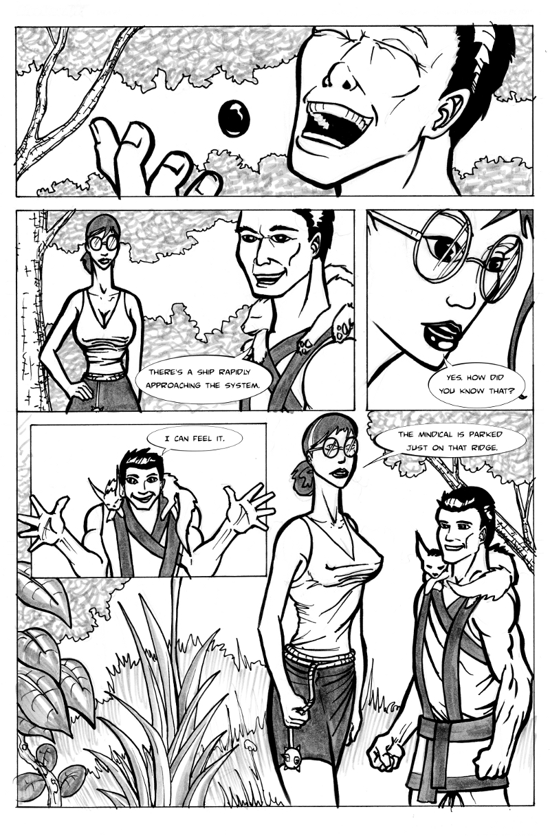Alya: Water World Rumble-Page09