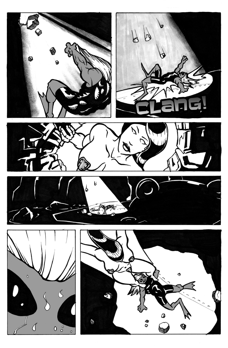 Alya: Water World Rumble-Page21