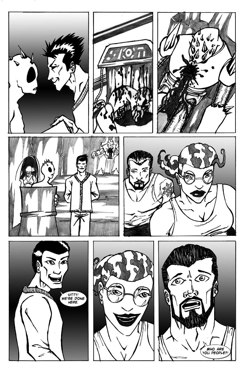 Broken Hearts - Page 10